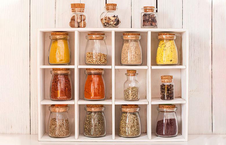 Porta-Condimentos em MDF | westwing.com.br