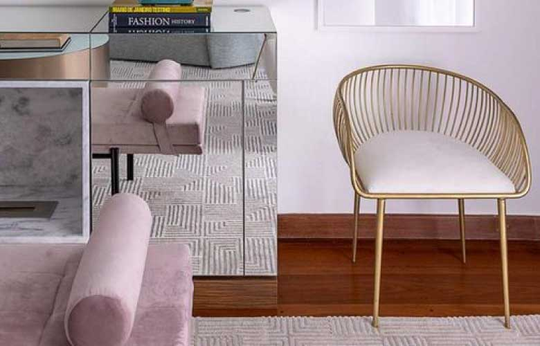 Cadeira Dourada | westwing.com.br