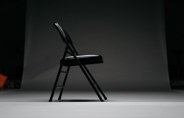Cadeira Dobrável de Aço | westwing.com.br
