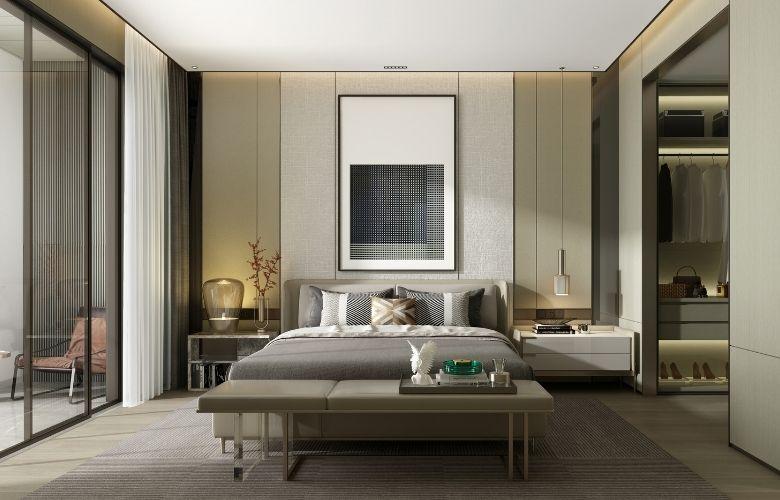 Quarto Dourado | westwing.com.br