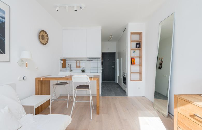 Apartamento Pequeno | westwing.com.br