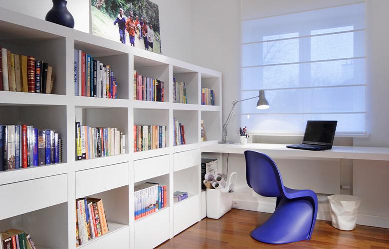 Escritório Contemporâneo | westwing.com.br