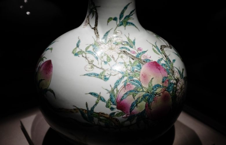 Vaso Art Nouveau   westwing.com.br