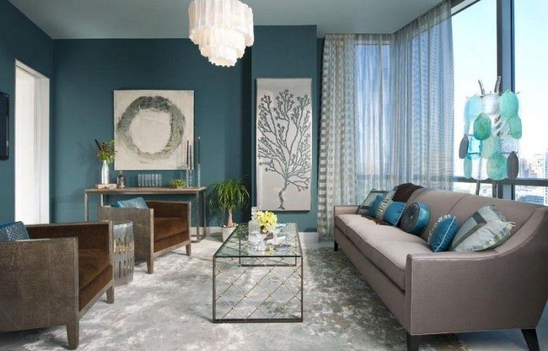 Sala de Estar Azul   westwing.com.br