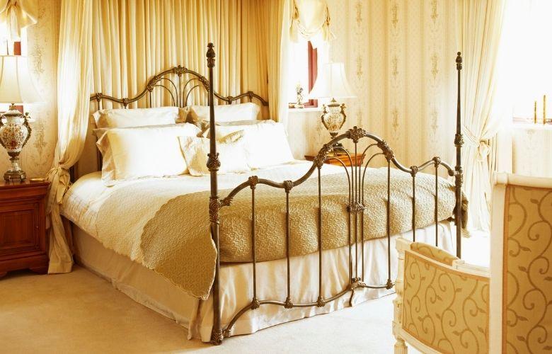 Cama Art Nouveau | westwing.com.br