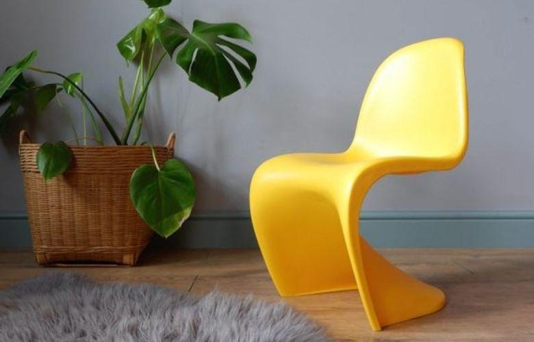 Cadeira Panton Amarela | westwing.com.br