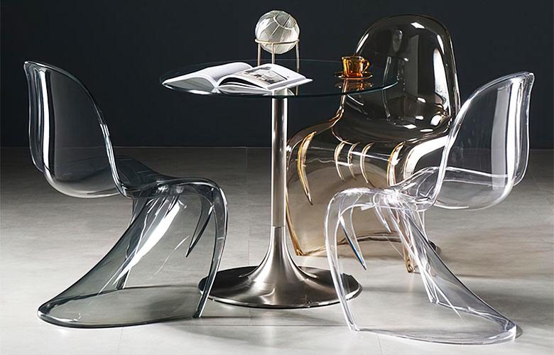 Cadeira Panton Transparente | westwing.com.br