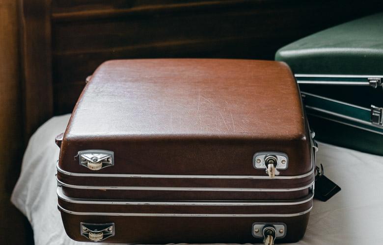 Mala de Viagem Retrô | westwing.com.br