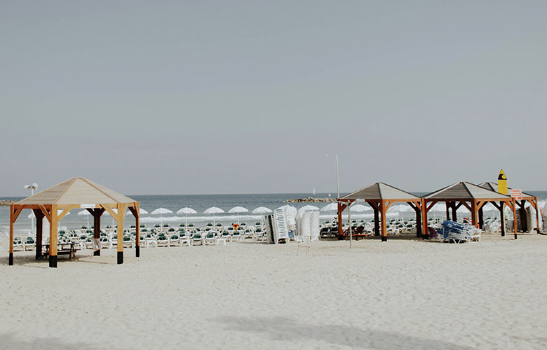 Gazebo de Praia | westwing.com.br