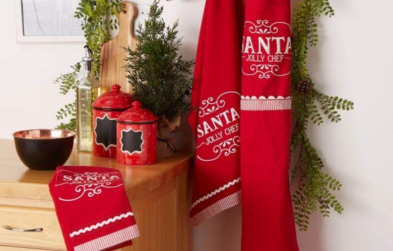 Pano de Prato de Natal | westwing.com.br