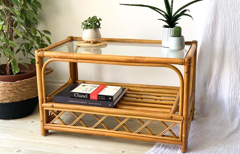 Mesa de Bambu | westwing.com.br