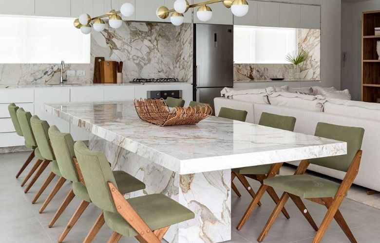 Mesa de Jantar de Pedra | westwing.com.br