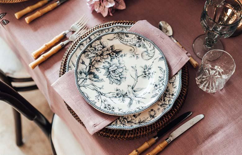 Aparelho de Jantar de Porcelana | westwing.com.br