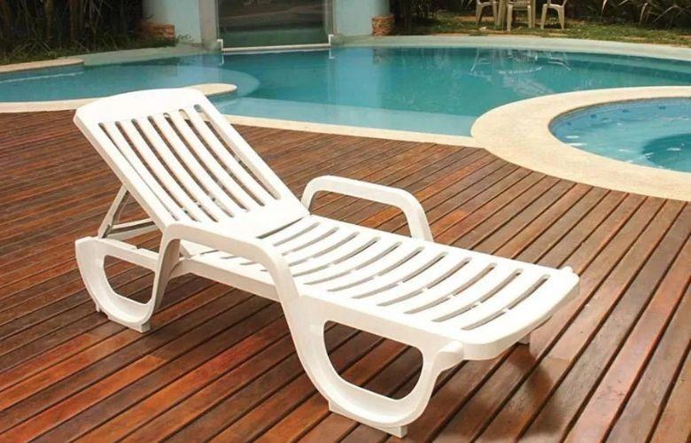 Cadeira Dobrável de Plástico | westwing.com.br