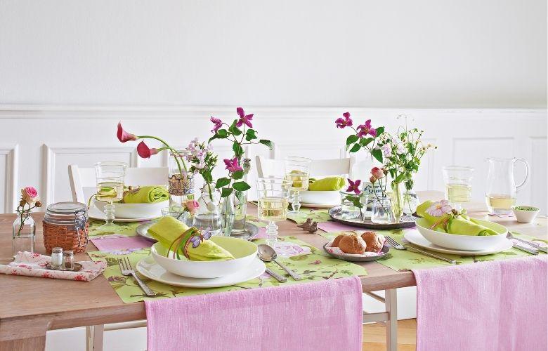 Sala de Jantar Floral   westwing.com.br