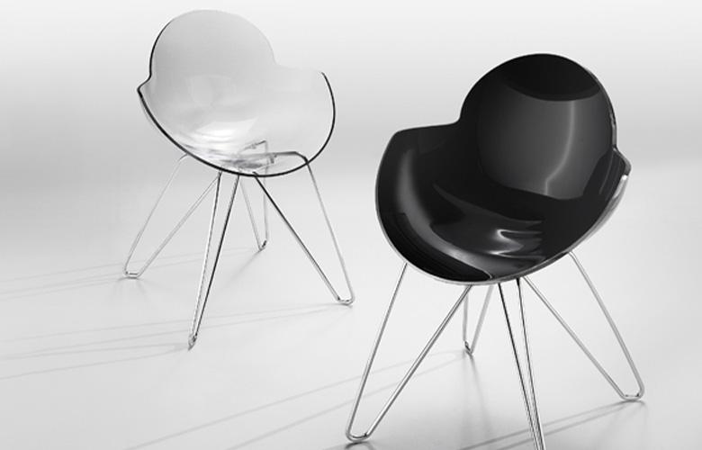 Cadeiras de Policarbonato   westwing.com.br