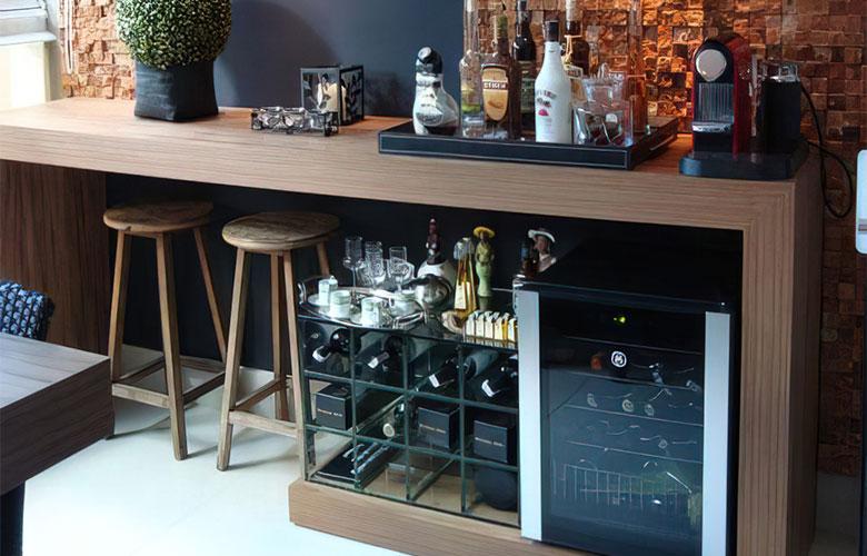 Bar de Madeira | westwing.com.br