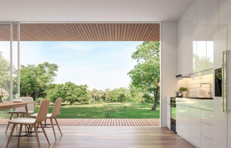 Cozinha Integrada com Sala de Jantar | westwing.com.br