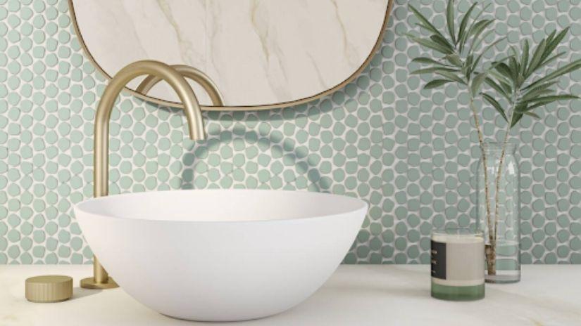 Mosaico na parede: transforme o clássico em contemporâneo | westwing.com.br