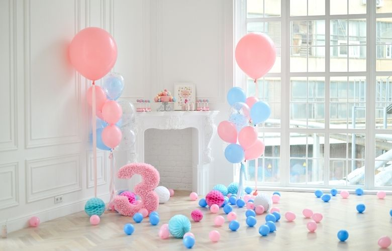 Decoração com Balões | westwing.com.br