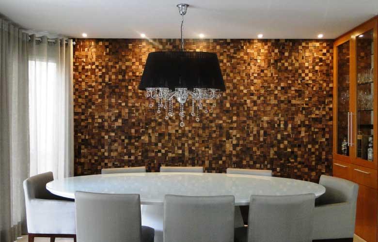 Mosaico na parede: transforme o clássico em contemporâneo   westwing.com.br