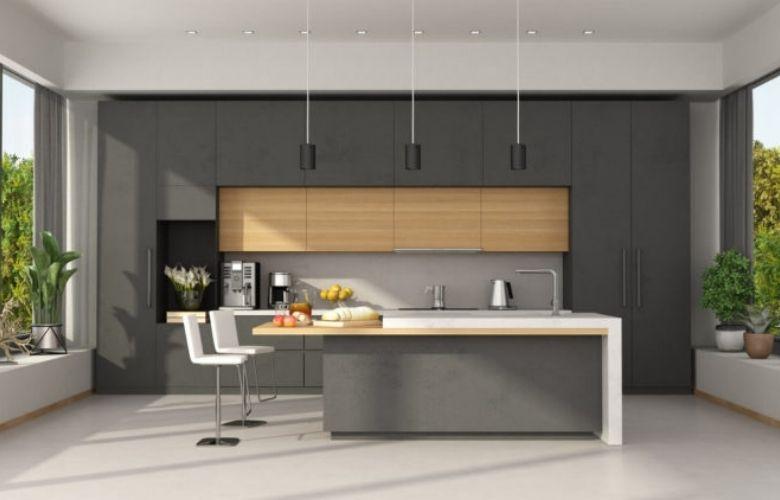 Cozinha Cinza   westwing.com.br