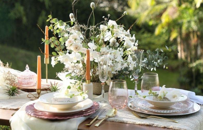 Almoço de Casamento | westwing.com.br