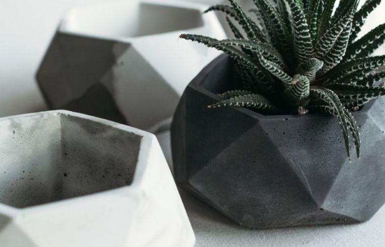 Vasos de Cimento | westwing.com.br