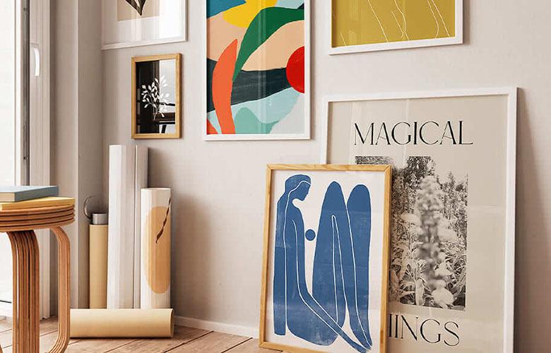 Quadros Decorativos   westwing.com.br