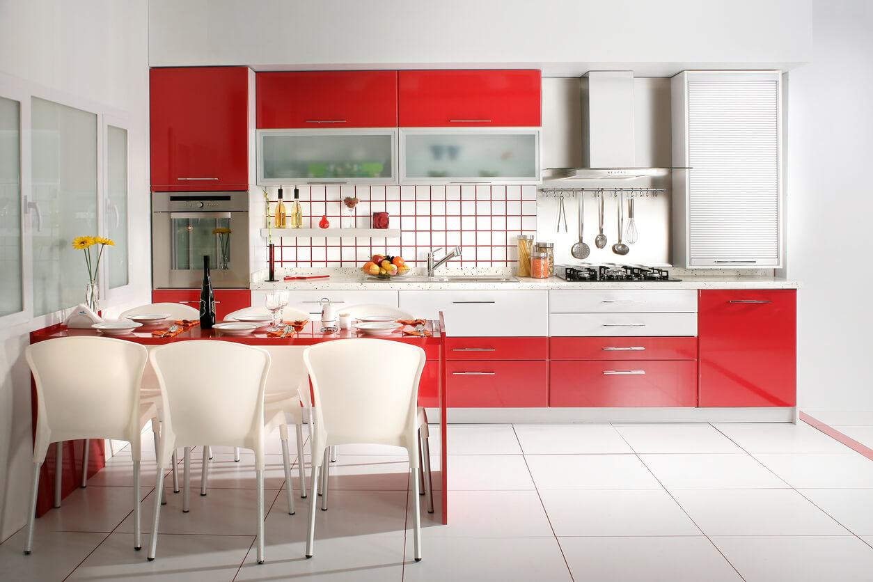 Cozinha Vermelha | westwing.com.br