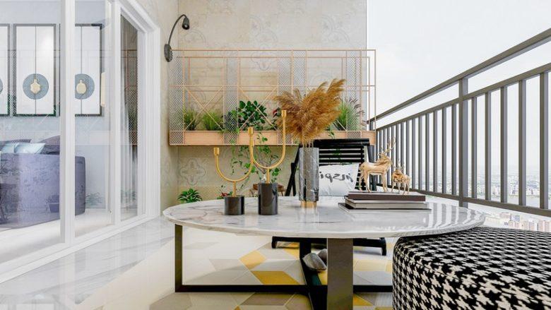 Varanda de Apartamento | westwing.com.br