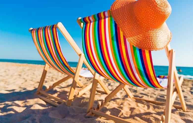 Cadeira Dobrável de Praia | westwing.com.br
