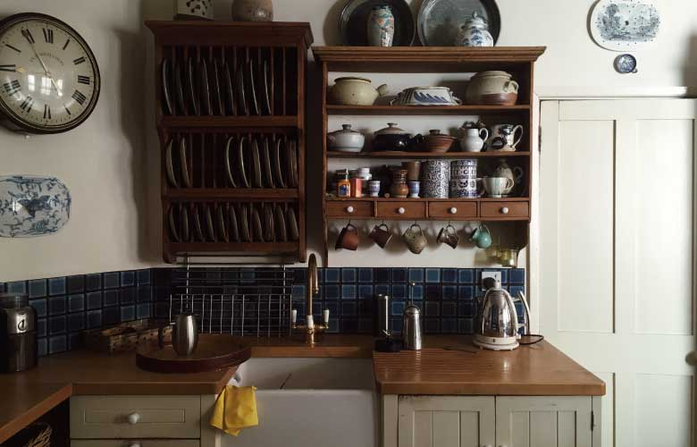 Cozinha Vintage   westwing.com.br