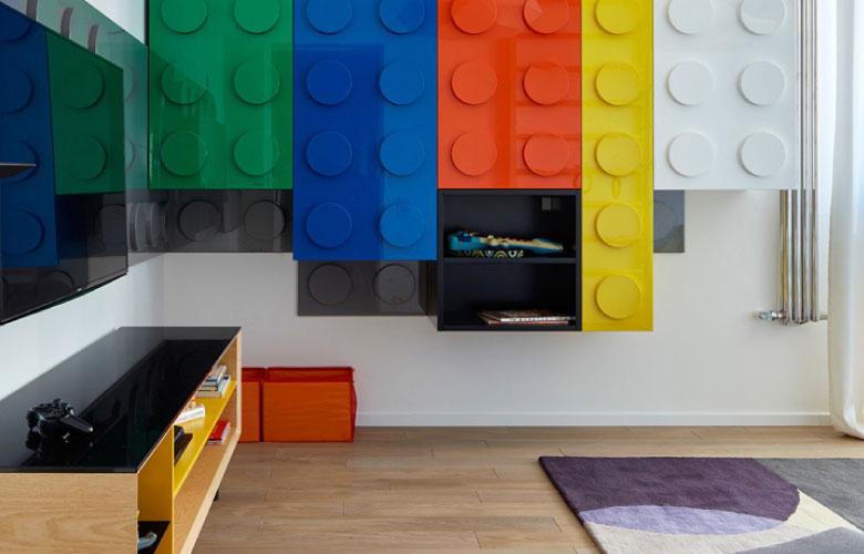 Decoração Lego | westwing.com.br