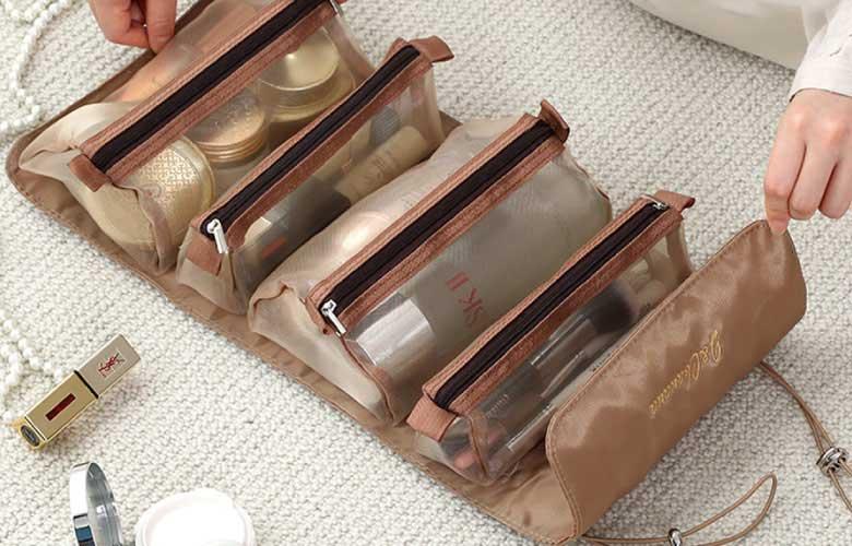 Porta-Maquiagem de Tecido | westwing.com.br