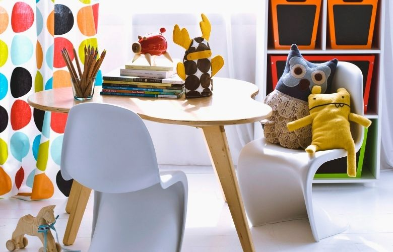 Mesa de Madeira Infantil | westwing.com.br