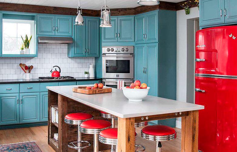 Móveis de Cozinha Retrô | westwing.com.br