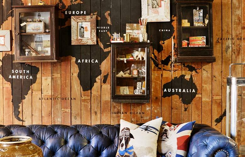 Quadro com Lembranças de Viagem | westwing.com.br
