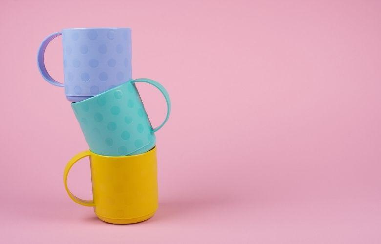 Caneca de Plástico | westwing.com.br