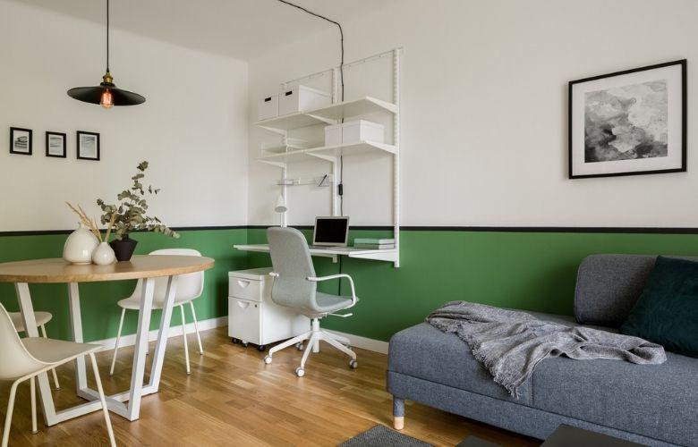 Apartamento Pequeno Moderno | westwing.com.br