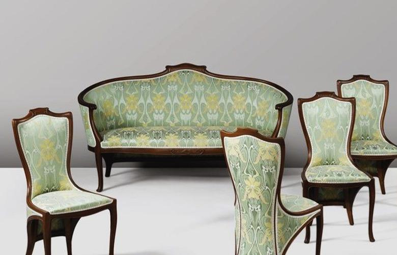 Sofá Art Nouveau | westwing.com.br