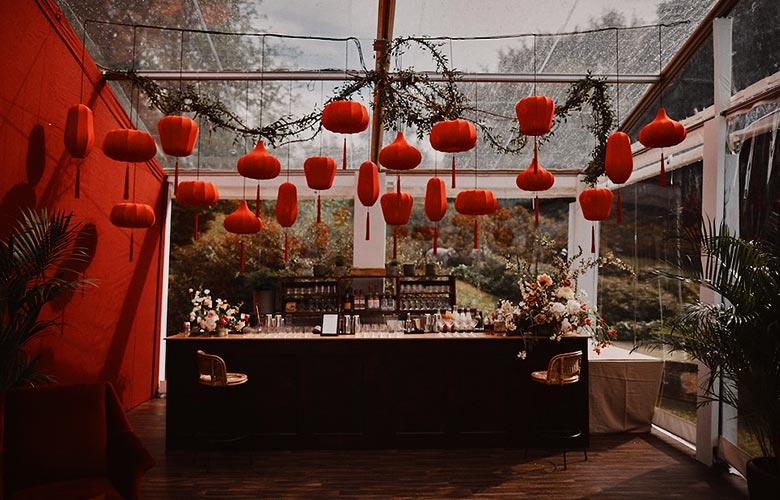 Decoração de Casamento com Lanternas Chinesas | westwing.com.br