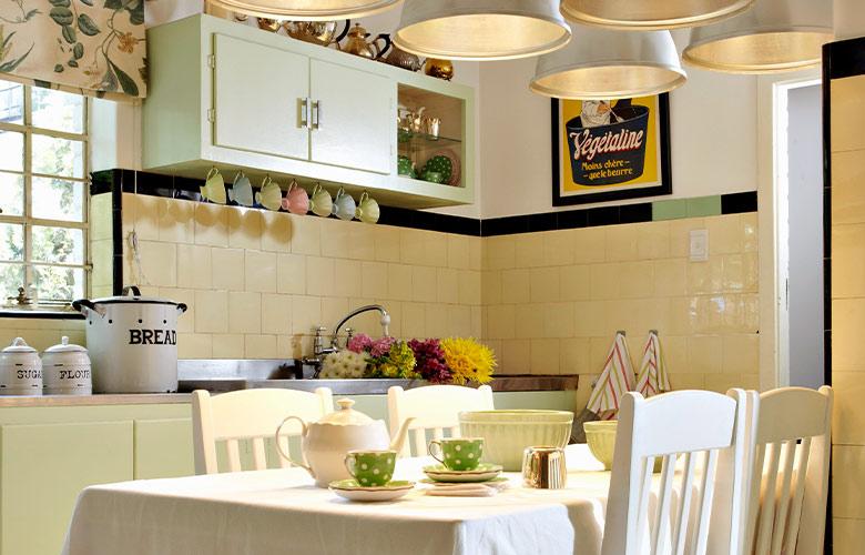 Cozinha Pequena Retrô | westwing.com.br