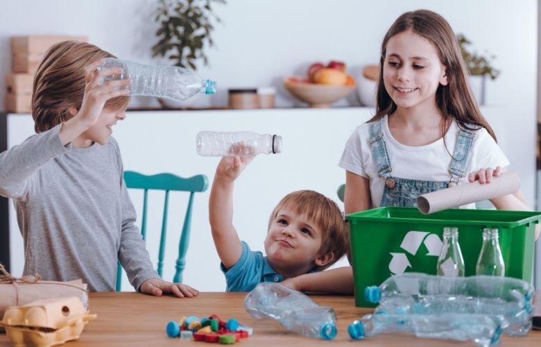 Reciclagem para Crianças   westwing.com.br
