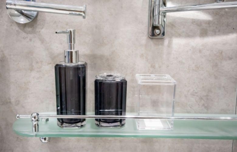 Porta-Shampoo de Acrílico   westwing.com.br