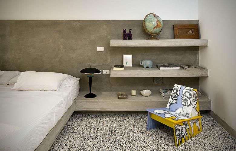 móveis de alvenaria para quarto   westwing.com.br