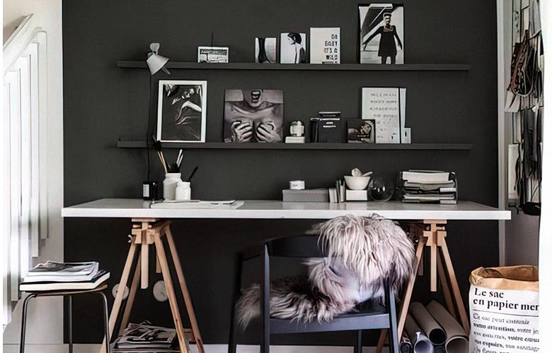 Home Office Preto | westwing.com.br