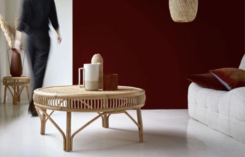 Mesa de Rattan | westwing.com.br