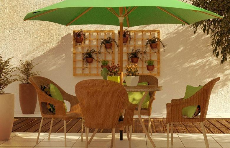 Ombrelone Verde | westwing.com.br