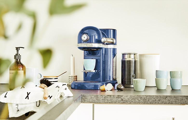Cafeteira Azul | westwing.com.br